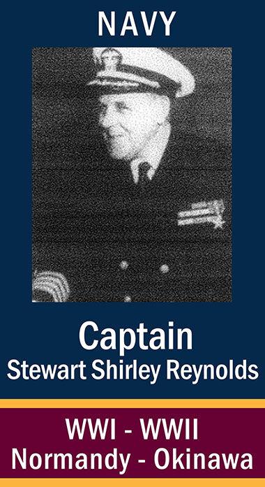 Capt. Stewart Shirley Reynolds, USN