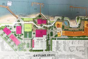 Coronado Ferry Landing Proposal ...