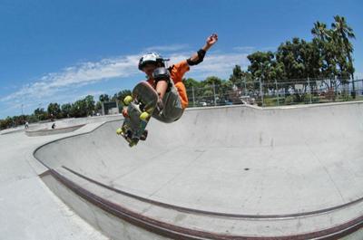 Coronado Skatepark ...