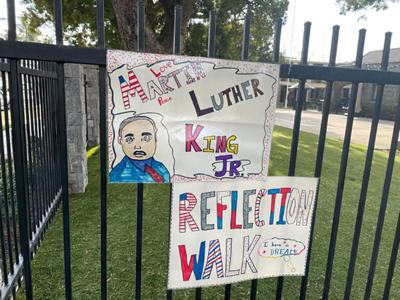 Martin Luther King Jr. Reflection Walk ...