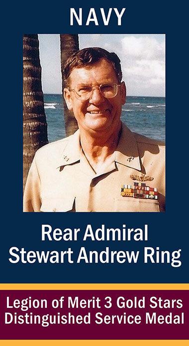 RAdm. Stewart Andrew Ring, USN