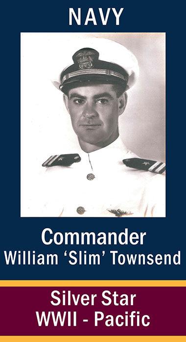 CMDR William Edward Townsend, USN