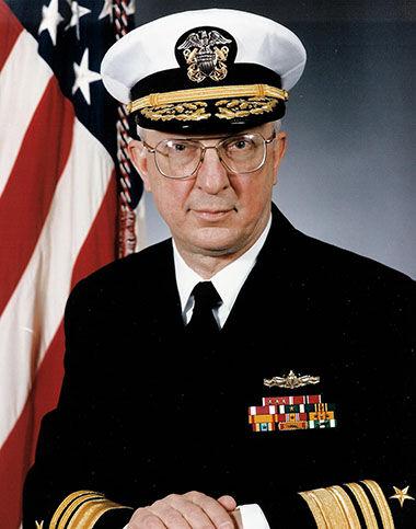 VADM John W. Nyquist, USN (Ret)