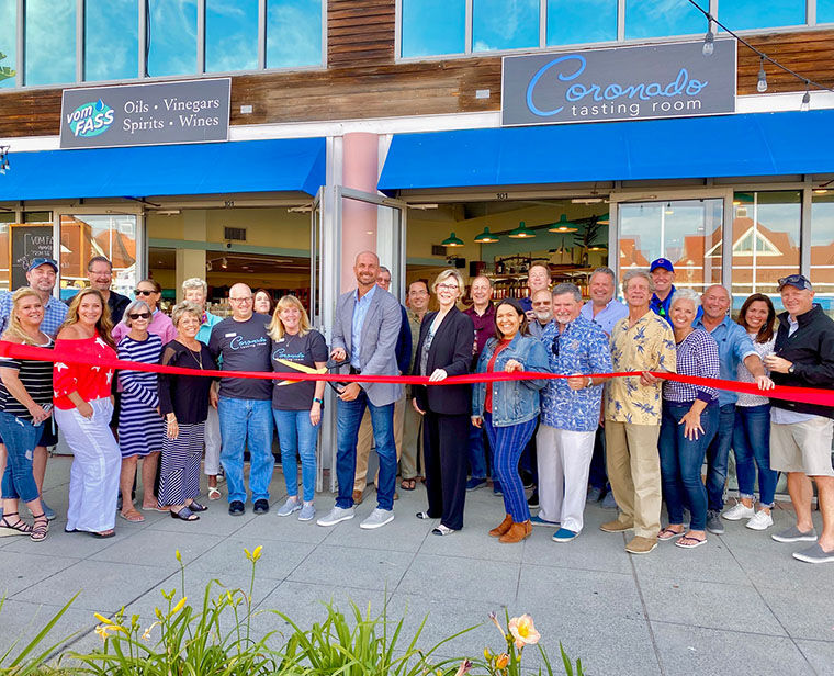Ribbon Cutting Ceremony For vomFASS ...