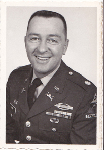 Colonel Stanleigh K. Fisk (Army Ret.)