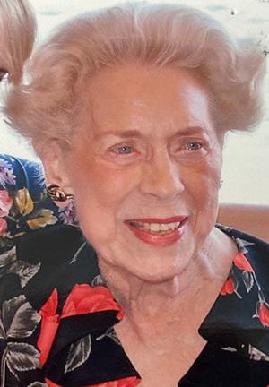 Ruth M. Pierson