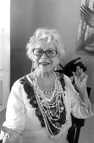 Phyllis Evans O'Toole Mather