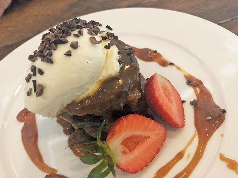 Dessert At Sea180º ...
