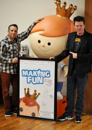 """Making Fun-The Story of Funko"" ..."