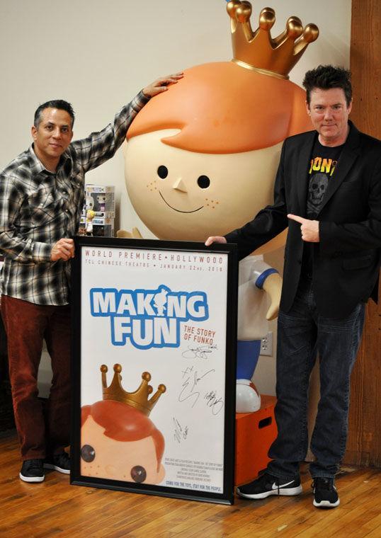 """Making Fun-The Story of Funko"" ..."