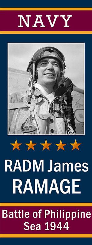 "RADM James D. ""Jig Dog"" Ramage, USN"