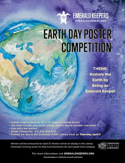 Earth Day Poster Competition ...