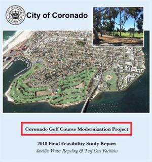 Coronado Golf Course Modernization Project