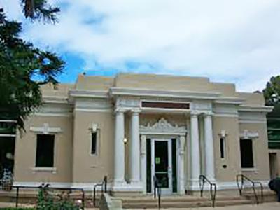 The Coronado Public Library ...