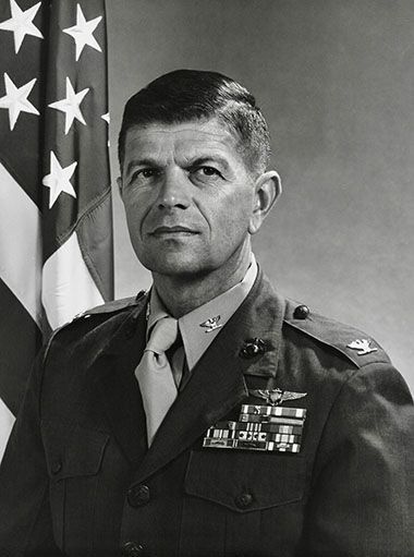"Colonel Alfred ""Fred"" J. Allega (USMC, Retired)"