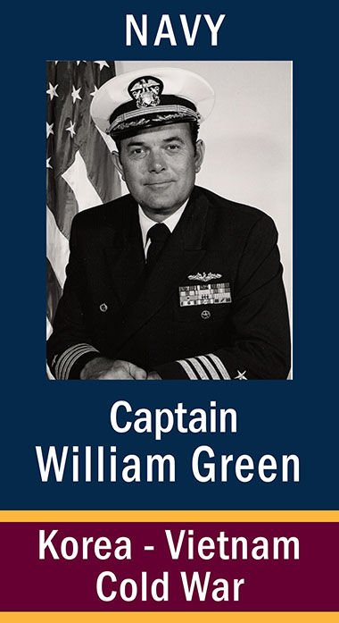 Capt. William Carbine Green, USN