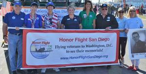 Honor Flight San Diego ...
