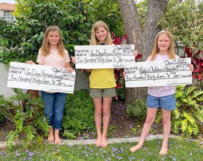 CCDS Sixth Graders Make Donation ...