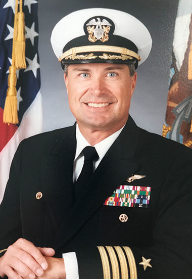 "Captain Kenneth T. ""Cannonball"" Marion, U.S. Navy (Ret)"