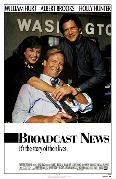 """From CIFF: """"Broadcast News"""" ..."""