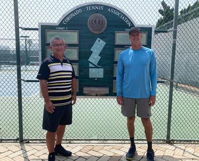 Tennis Is A Coronado Solution ...