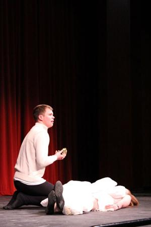 CHS Freshmen Compete in Shakespeare Competition