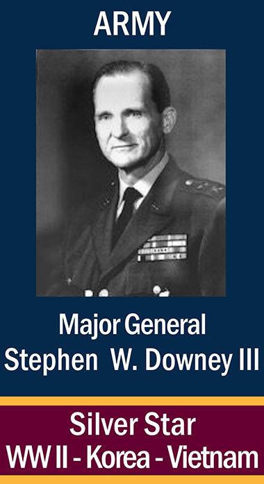 MajGen. Stephen Wheeler Downey, III