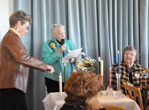 P.E.O. Candle Lighting Ceremony ...