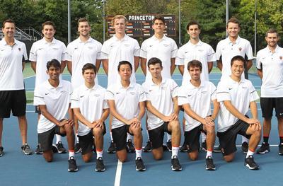 Princeton University Mens Tennis ...