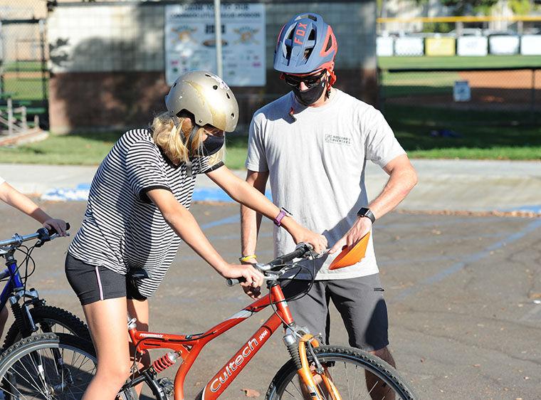 Middle School Bike Club ...