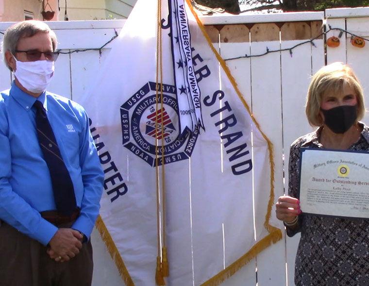 MOAA National Outstanding Service Award ...