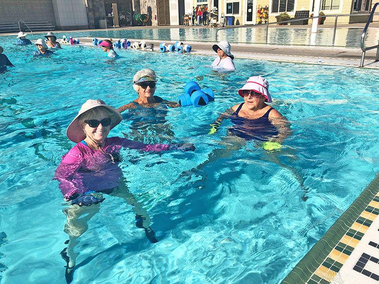 Coronado Water Aerobics Classes ...