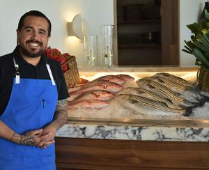 Chef JoJo Ruiz Of Serea ...