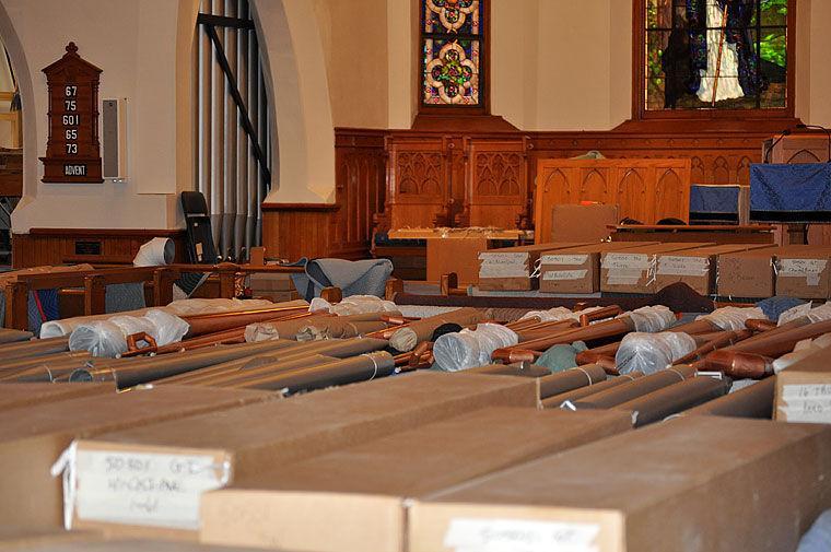 Christ Church Organ - Coronado Eagle &