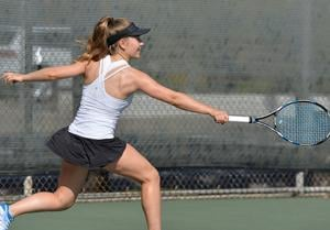 Girls Tennis Team MVP ...