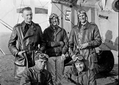 Pilots At North Island ...