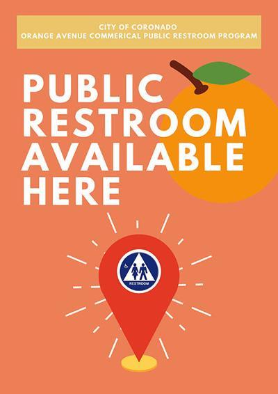 Coronado Commercial Public Restroom Partnership Program