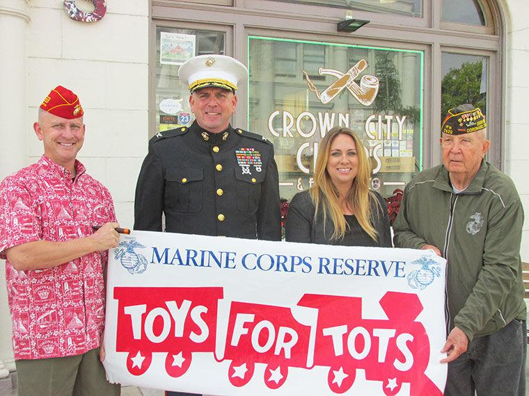 Toys For Tots In Coronado ...