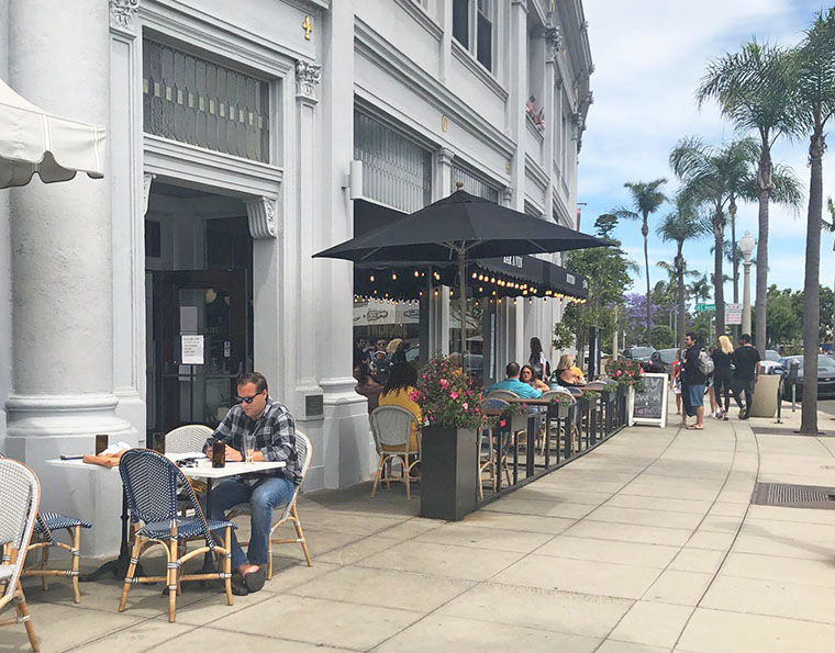 Local Restaurants Reopen For Dining In ...
