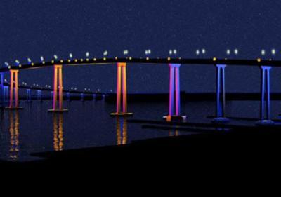 Bridge Lighting Mock-up Study ...