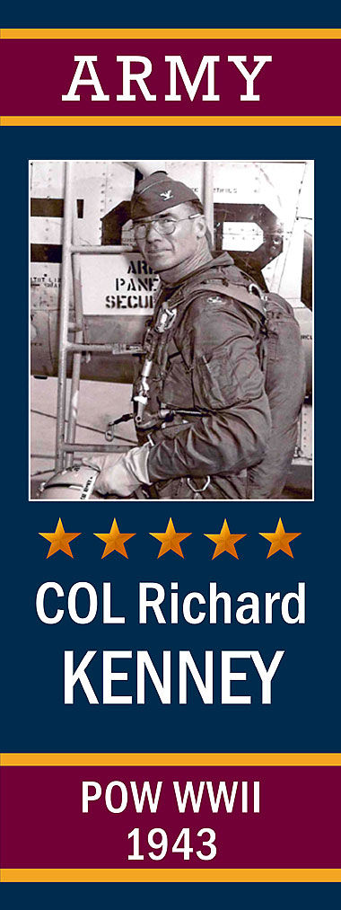 Colonel Richard F. Kenney, U.S. Air Force
