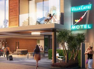 Villa Capri Hotel Project ...