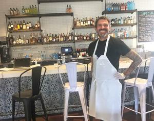 <p>Matteo Cattaneo is the owner of Garage Buona Forchetta which recently opened in the former El Cordova Garage location.</p>