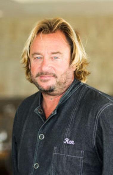 Ken Irvine