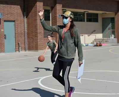 CMS Girls' Basketball Camp ...