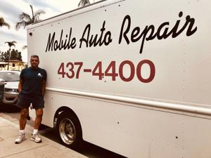 mobile auto repair pricing