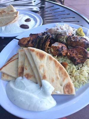 Spiro's Greek Café ...