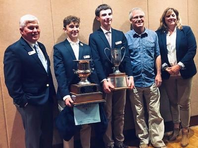 CYC Juniors Honored ...