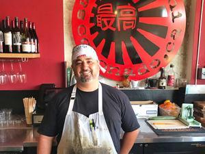Sushi And Wine Pairing At Saiko Sushi ...