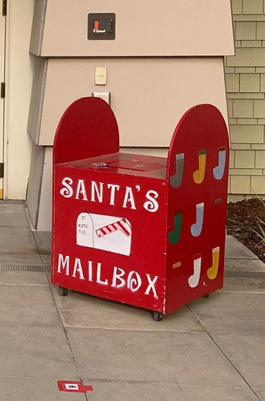 Letters To Santa ...